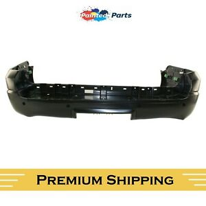 Fits Ford Expedition 2003 2006 Rear Bumper Painted To Match Fo1100370 Premium