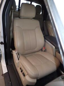 11 F150 Right Front Passenger Seat Captain Chair Leather 10 Way Heated Cooled