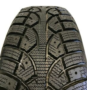 4 New Tires 195 60 15 General Altimax Arctic Winter Snow Studdable P195 60r15