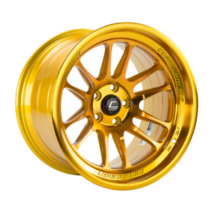 Cosmis Racing Xt206r 18x9 5 10 18x11 8 5x114 3 Hyper Gold Staggered set Of 4