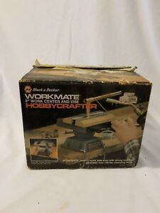 Black & Decker Workmate 8