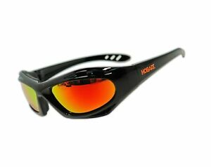 Hobart 770726 Shade 5 Mirrored Lens Safety Glasses