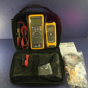 New Fluke 3000fc Ac A c Current Kit With A3001 And Iflex