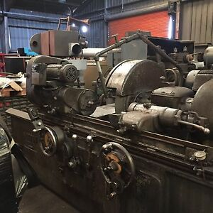 Norton 10x40 Od Grinder 20 Wheel Works Perfect