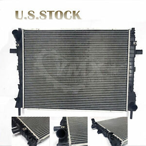 Radiator For Ford Crown Victoria Lincoln Town Car Grand Marquis 4 6l V8