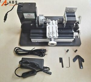 All Metal Mini Lathe used 20 000r min 24w Motor mini Lathe