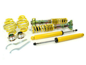 Yellow Fk Streetline Coilover Kit Bmw E36 3 Series Non M3