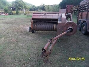 New Holland 68 Square Hay Baler