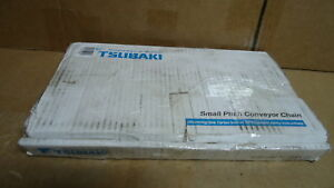 Tsubaki C2052rb 10 Ft Conveyer Roller Chain Small Pitch 96 Links