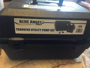 Blue Angel 50tk 1 2 Hp Cast Iron Non submersible Utility Pump