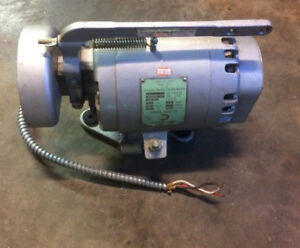Consew Clutch Motor Singer Sewing Machine 1 3 Hp Industrial Commercial