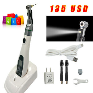 Dental Cordless Gutta Percha Obturation Endo Heated Pen 100pc Gutta Percha Bar