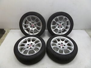 18 Jaguar Xkr Xk8 Staggered Wheels W O Tires X100 01 06 Xk Xj R 8 Oem