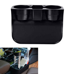 Auto Seat Seam Wedge Cup Drink Holder Seat Wedge Cup Holder Mount Universal Car
