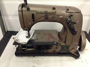 Union Special 1 Needle H d Needle Feed Chainstitch Industrial Sewing Machine