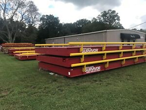 Overstock 11x70 Otr Steel Deck Truck Scale Ready To Go
