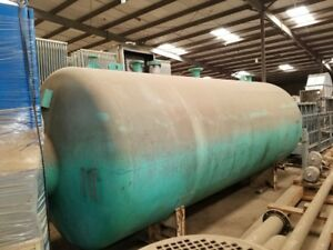 5000 Gallon 304 Stainless Steel Deionized Water Tank