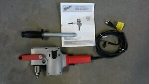 Milwaukee 1675 1 Hole Hawg Right Angle Drill Driver New Out Of Box