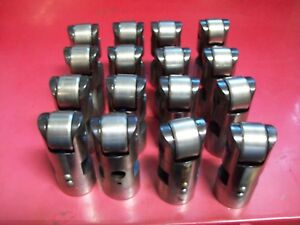 Sbc Crower Groove Lock Roller Lifters Part 66274 Used Full Set