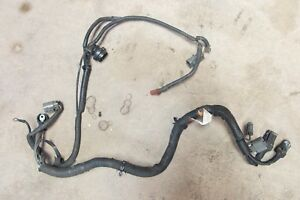 90 96 Nissan 300zx Engine Alternator Non Turbo Harness Auto Transmission Oem