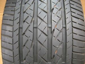 1 245 45 17 95v Bridgestone Potenza Re97as Rft Tire 7 32 1d15 1414