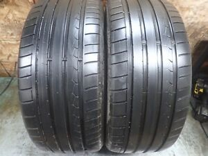2 245 40 20 99y Dunlop Sp Sport Maxx Gt J Tires 6 7 32 No Repairs 4711