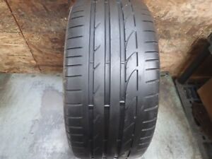 1 255 40 18 95y Bridgestone Potenza S001 Runflat Tire 6 5 32 No Repairs 0515