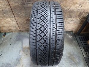 1 245 35 20 95y Continental Extreme Contact Dws Tire 8 5 32 No Repairs 1314