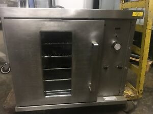 Hobart Cn 5 Electric 1 2 Size Convection Oven