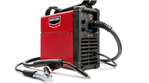 Century Fc 90 Amp 120v Flux Core Wire Feed Welder Welding Machine And Gun