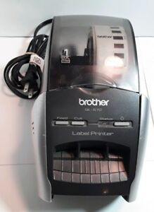Brother Ql 570 Professional Thermal Label Printer W Labels Power Cord Tested