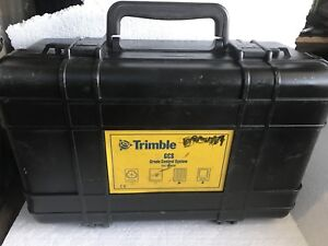 Trimble Hard Case For Gcs Grade Control System