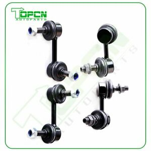 4pc Front Rear Stabilizer Sway Bar Link For 2001 2005 Honda Civic Coupe 2 Door