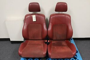 Jdm 1997 2001 Honda Prelude Seats Type S H22a Oem Front Seats Bb6