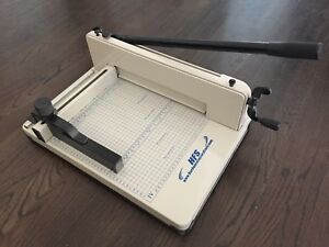 Paper Cutter Commercial Hfs Heavy Duty Guillotine 12