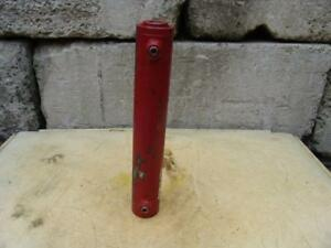 Bailey Hydraulic Cylinder 19 Inches Long 3 Inches Round Works Fine 4