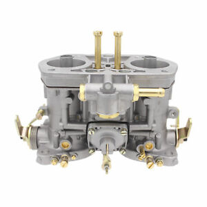 New Car Carburetor Weber 40 Idf For Vw Bug Beetle Fiat Porsche With Air Horn