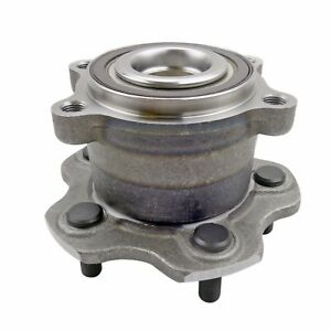 Rear Wheel Hub Bearing Assembly 07 16 Nissan Altima 2013 Infinity Jx35 With Abs