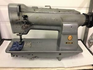 Singer 211g155 Walking Foot Leather upholstery Industrial Sewing Machine