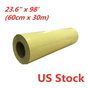 23 6 X 98 Roll Application Tape For Image Transfer Us Stock