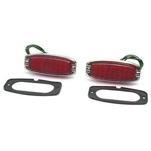Speedway 1941 48 Chevy Car Led Tail Light Assembly