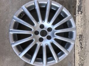 17 Inch Vw Golf Gti 2004 Oem Factory Alloy Wheel Rim