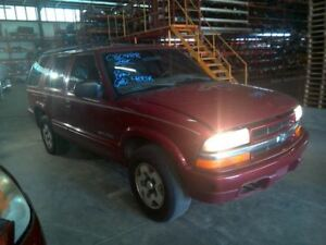Console Front Floor Without Tow Haul Fits 03 05 Blazer S10 jimmy S15 127322