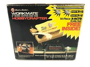 NEW Black & Decker No. 79-025 Workmate 8