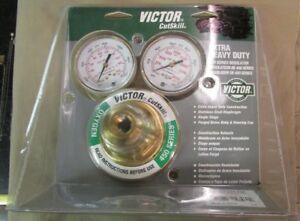 Victor Cutskill Heavy Duty Oxygen 450 Series Regulator Rc450 125 540 0781 4144