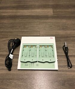 Leica Gkl221 Battery Charger For Leica Gps Letotal Station 733271