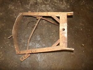 Oliver 70 Tractor Rear Hitch
