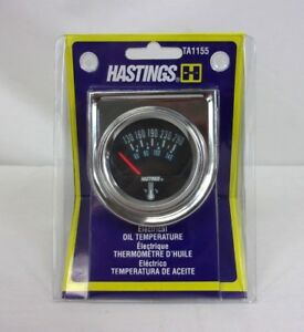 Hastings Electrical Oil Temperature Gauge 12v Systems Ta1155 8015