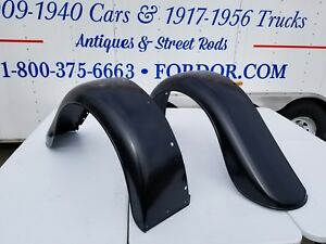 1933 1934 Ford Car Rear Fenders Coupe Roadster Cabriolet 18 Gauge Steel