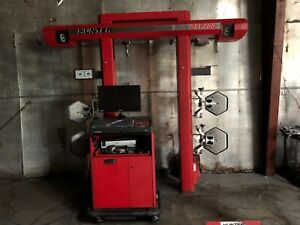 Alignment Machine Hunter Dsp 400 Not Have Any Lift